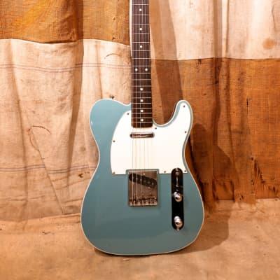 Fender '62 Reissue Custom Telecaster 2010 Ice Blue Metallic for sale