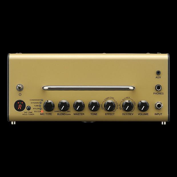yamaha thr5a acoustic modeling combo amplifier in gold reverb. Black Bedroom Furniture Sets. Home Design Ideas
