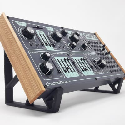 3DWaves XT Stands For The Dreadbox Erebus v3 & Nyx v2 Duophonic Analog Synthesizers