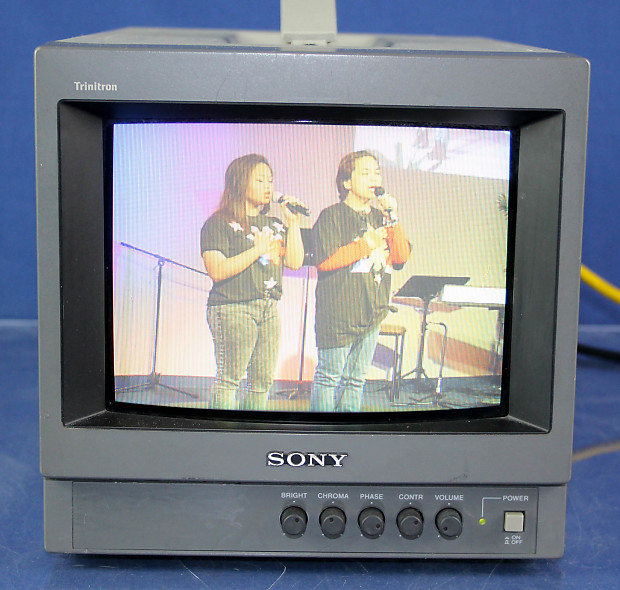 Sony PVM-8040 Video Monitor-Trinitron | Toys From The Attic