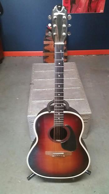 Vintage 1970s Acoustic Guitar Ovation Applause Reverb