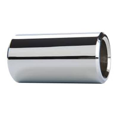 Dunlop 228 Chromed Brass Slide - Short/Med
