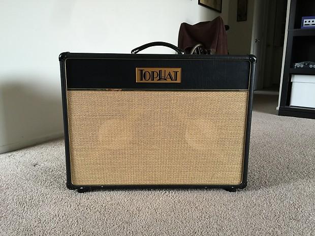 top hat club royale 20 2x12 guitar amp amplifier reverb. Black Bedroom Furniture Sets. Home Design Ideas