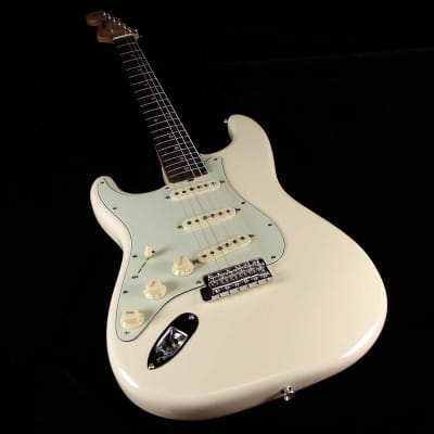 Fender American Original 60s Strat Olympic white lefty lefthanded LH for sale
