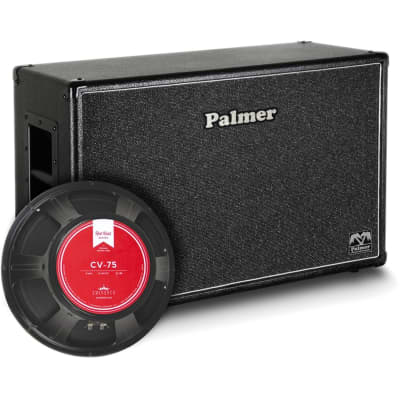 Palmer CAB 212 CV-75 OB guitar cabinet for sale