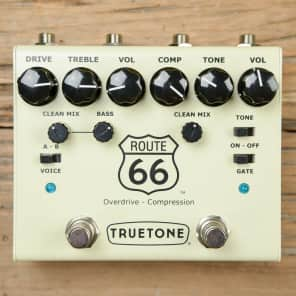 Visual Sound Route 66 V3 Overdrive and Compressor