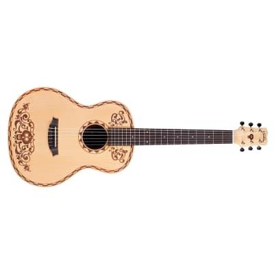 Cordoba x Disney/Pixar Coco Parlor Nylon-String Acoustic Guitar