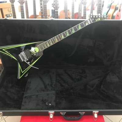 ESP LTD Alexi 600 Greeny Signature + Custodia rigida originale for sale