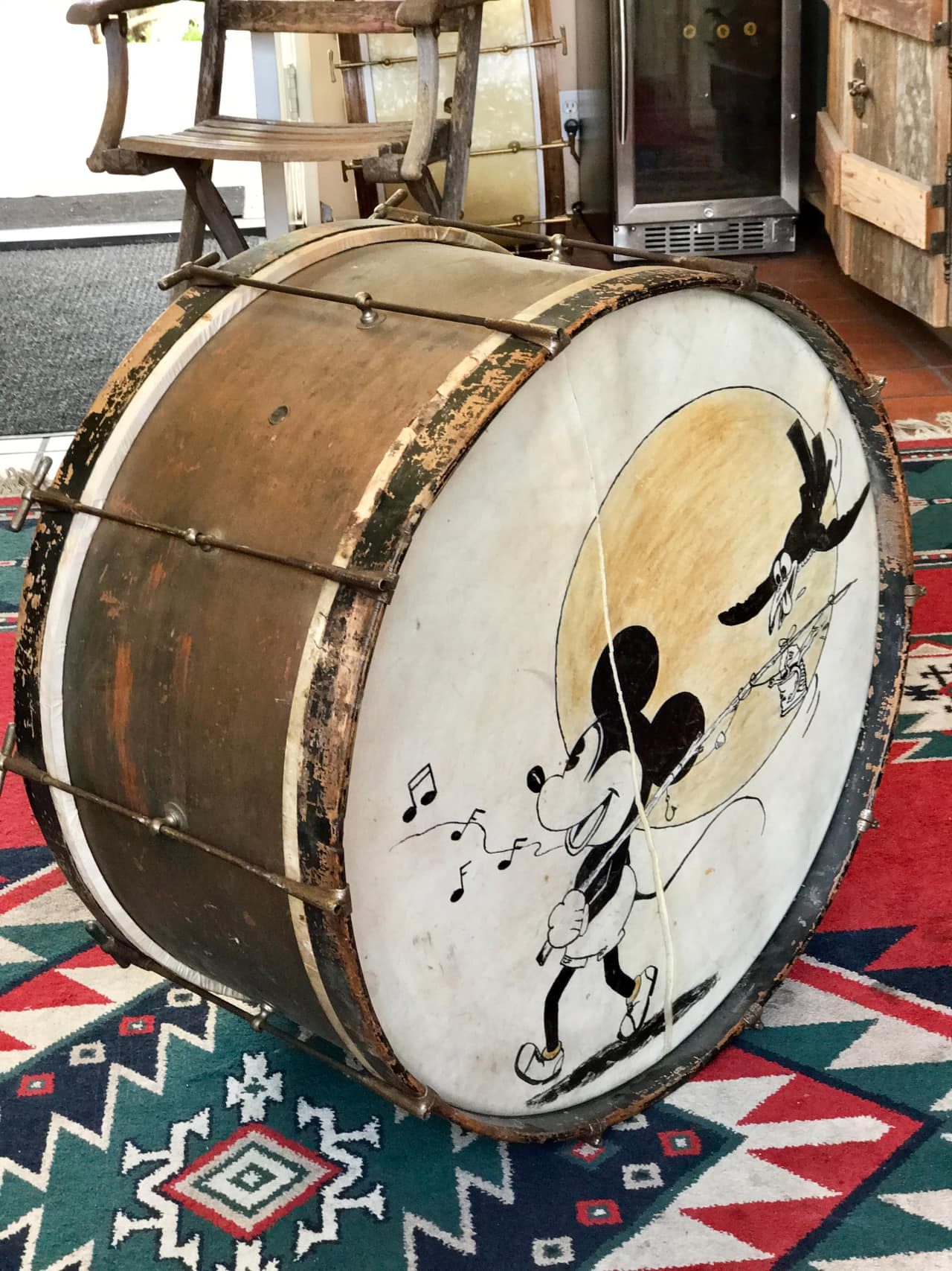 ludwig wfl wfl bass bass drum 40 39 s cork reverb. Black Bedroom Furniture Sets. Home Design Ideas