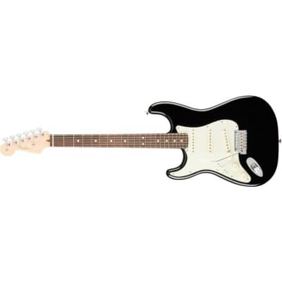 Fender American Professional Stratocaster left hand, Black, Rosewood for sale