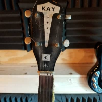 Kay 1060s banjo 4 string for sale