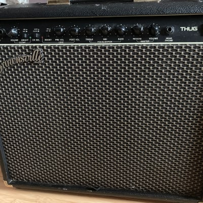 Brownsville Thug Solid State Amp for sale