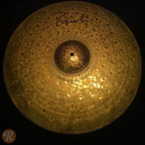 "Paiste 20"" Signature Dark Energy Ride Cymbal Mark I Traditional"