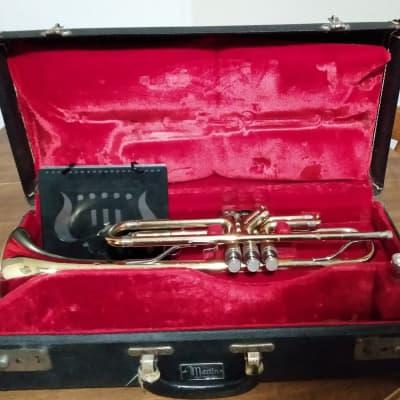 Martin Imperial Trumpet Bb 1964 with Original Case