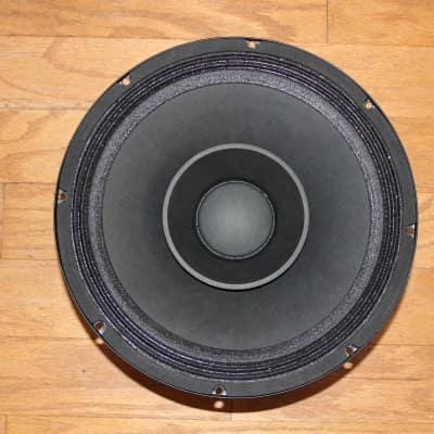 """Eden 12"""" Inch EX112 EC1260F-4 Speaker 4 ohm 300 Watts Discontinued Hard To Find."""
