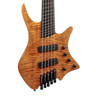 Strandberg Boden Bass Prog 5 Brown for sale