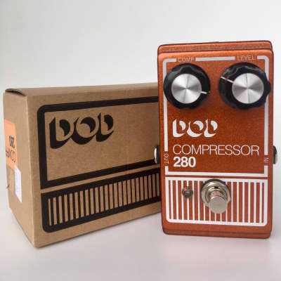 DOD 280 Compressor Reissue Pedal for sale