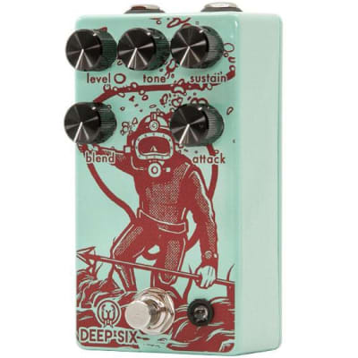Walrus Audio Deep Six Compressor Pedal for sale
