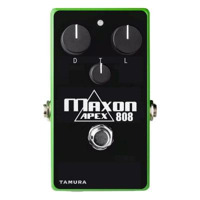 Maxon Apex 808 Overdrive Pedal