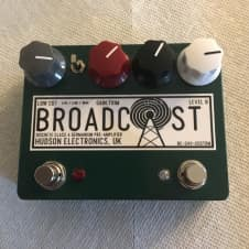 Hudson Electronics Broadcast Rare gain/gain toggle, 2 switch, 24v