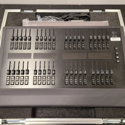 ETC EOS Standard 40 Fader Wing with case