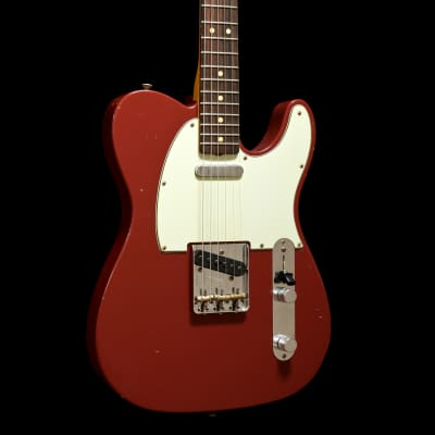 Fender Custom Shop 63 Telecaster Cimarron Red for sale