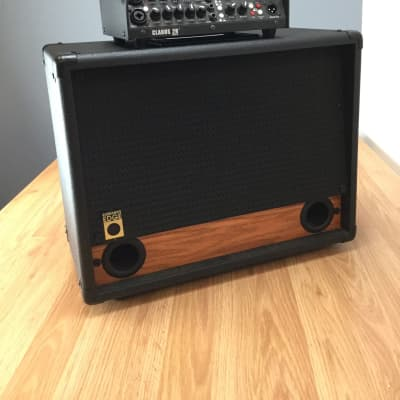 Acoustic Image  Clarus 2R  w/ Raezer's Edge Twin 8 Cab Black for sale