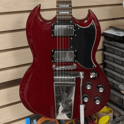 Epiphone Limited Edition 1965 G-400 with Maestro Vibrola Vibrato tremolo for sale