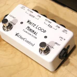 One Control Minimal Series White Loop