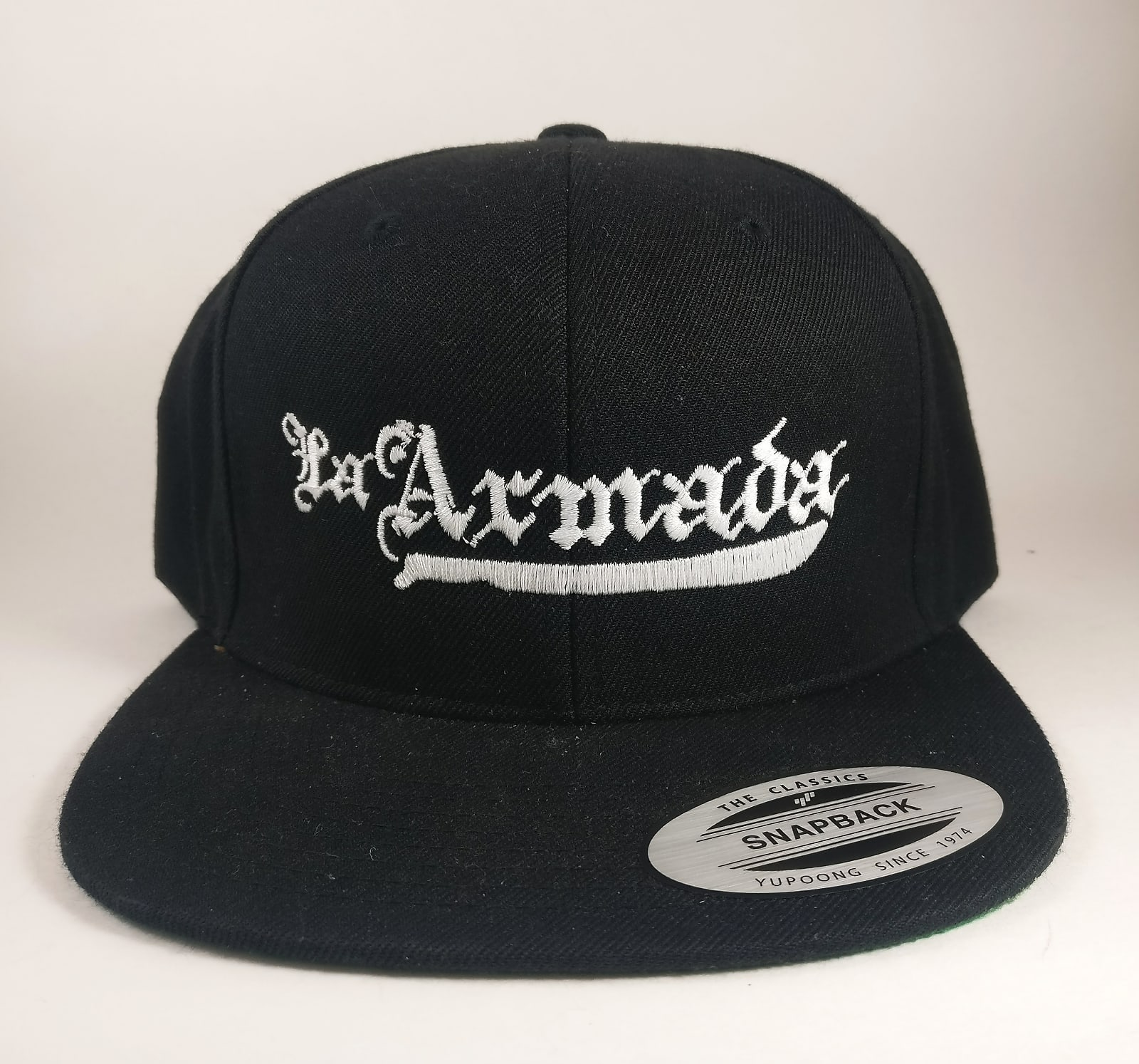 La Armada Adjustable Hat (Black)