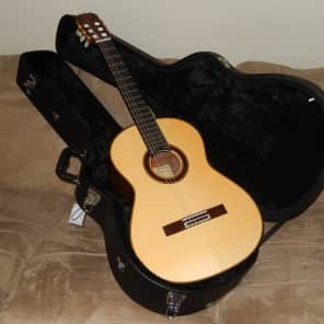 TOP OF THE LINE IN 2012 - RYOJI MATSUOKA M270 - CLASSICAL GRAND CONCERT GUITAR