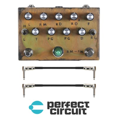 Industrialectric RM-1N Reverb Distortion