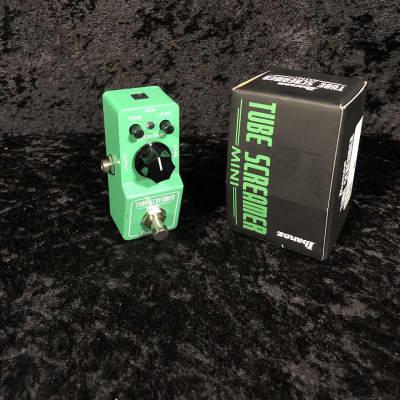 Ibanez Tube Screamer Mini Overdrive Guitar Pedal (N45)