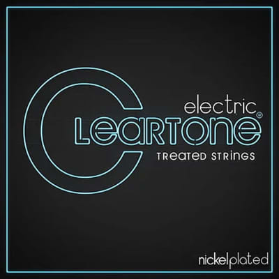 Cleartone Electric Treated Guitar Strings - Light 10-46