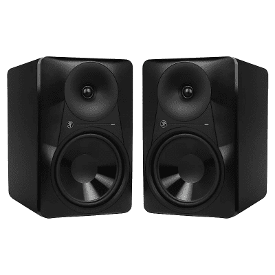 "Mackie MR824 8"" Active Studio Monitors (Pair)"