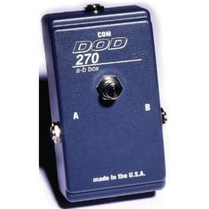 DOD AC270 A/B Switching Pedal for sale