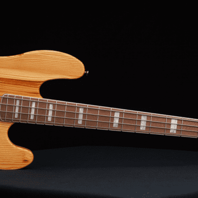 DEPOSIT - StoryWood Music Reclaimed Wood Model 4R-5 Custom J Bass