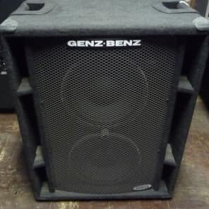 Genz Benz Neo X - 210T Bass Cabinet for sale