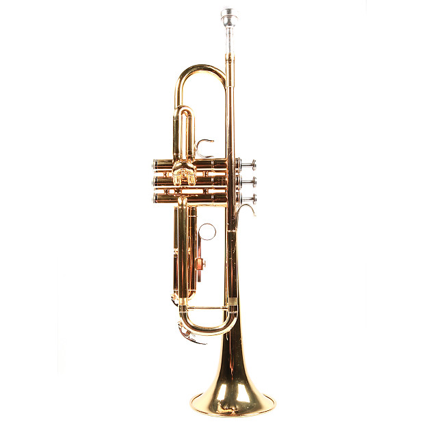 Yamaha ytr 200ad student trumpet outfit 2010 39 s lacquered for Yamaha student trumpets