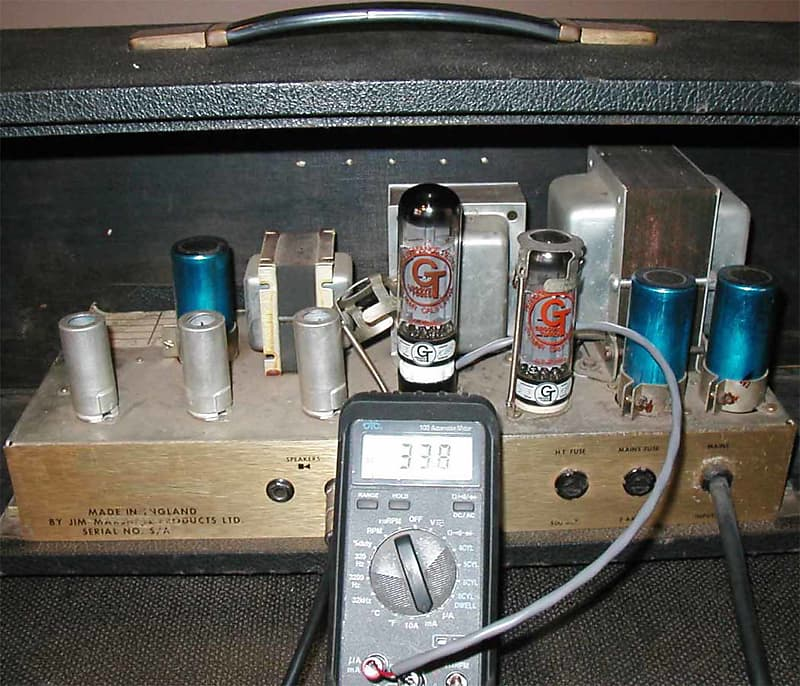 bias probe tool for biasing tube amp amplifier srs tester reverb. Black Bedroom Furniture Sets. Home Design Ideas