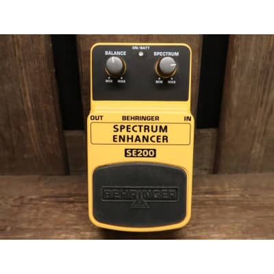 Behringer SE200 Spectrum Enhancer for sale