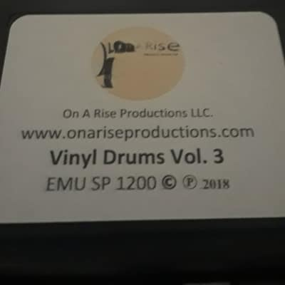 Custom Made Sound Kit for the SP 1200 By On A Rise Productions