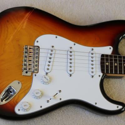 Lentz Stratocaster 2001 Sunburst for sale