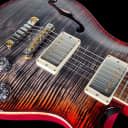 2019 Paul Reed Smith PRS McCarty 594 Semi-Hollow Artist Package Brazilian Wood Library ~ Charcoal Cherry Burst