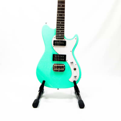 G&L Tribute Series Fallout -Mint Green- for sale