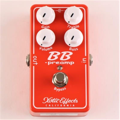 XOTIC BB PREAMP V1.5 for sale