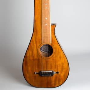 Greenfield  Style 2 Hawaiian Acoustic Guitar (1931), black canvas case. for sale