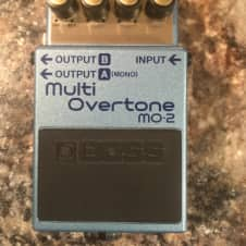 Boss MO-2 Multi Overtone - MINT (w/ Original Box)