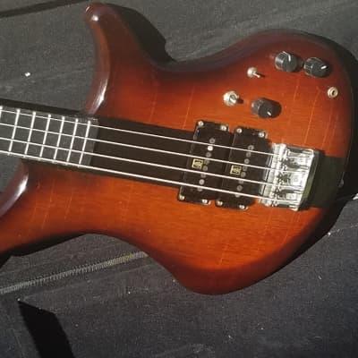 *RARE* Vigier VP4 Bass w/case for sale