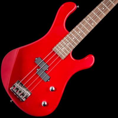 Dean Hillsboro Junior 3/4 Bass Guitar 2017 Metallic Red for sale